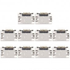 10 PCS Charging Port Connector for HTC Desire 728