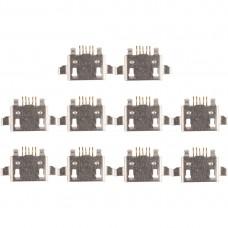 10 PCS Charging Port Connector for HTC Desire 816 / Desire 816G / Desire 816H