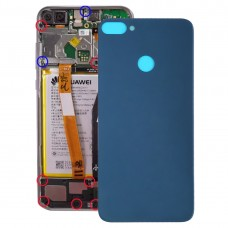 Back Cover for Huawei Honor 9i(Blue)