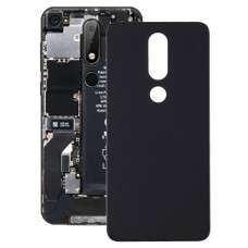 Back Cover for Nokia X6 (2018)(Black)