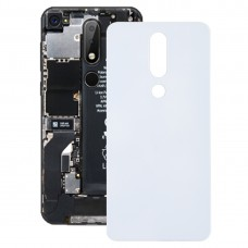 Back Cover for Nokia X6 (2018)(White)