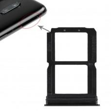 2 x SIM Card Tray for OnePlus 6T(Jet Black)