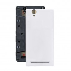 Back Battery Cover for Sony Xperia T2 Ultra(White)