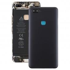 Back Cover with Camera Lens for Vivo X20(Black)