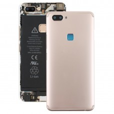 Back Cover with Camera Lens for Vivo X20(Gold)