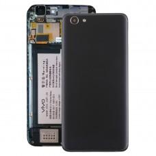 Back Cover with Camera Lens Side Keys for Vivo Y71(Black)