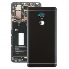Back Cover for Xiaomi Redmi Note 4X(Black)