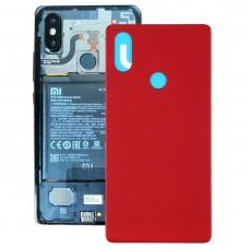 Back Cover for Xiaomi Mi 8 SE(Red)