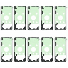 10 PCS Back Housing Cover Adhesive for Galaxy S10+