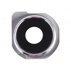 10 PCS Camera Lens Cover for LG Q6 / LG-M700 / M700 / M700A / US700 / M700H / M703 / M700Y(Black)