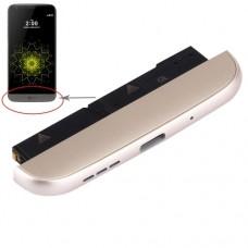 (Charging Dock + Microphone + Speaker Ringer Buzzer) Module for LG G5 / F700K (KR Version)(Gold)