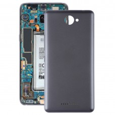 Battery Back Cover with Side Keys for BQ Aquaris U(Grey)