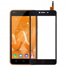 Touch Panel for Wiko JERRY MAX (Black)