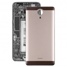 Battery Back Cover with Side Skys for Wiko U Feel(Gold Black)