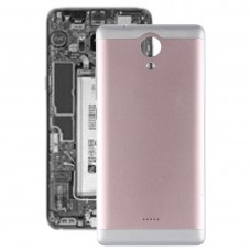 Battery Back Cover with Side Skys for Wiko U Feel(Silver)