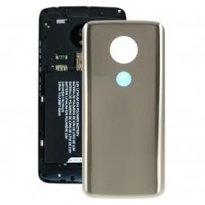 Battery Back Cover for Motorola Moto G6 Play (Gold)