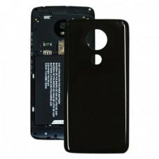 Battery Back Cover for Motorola Moto G7 Power(Black)