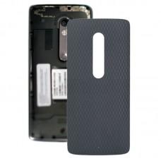 Battery Back Cover for Motorola Moto X Play XT1561 XT1562(Grey)