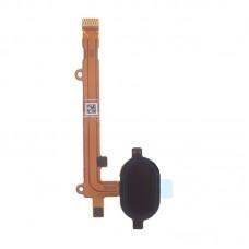 Fingerprint Sensor Flex Cable for Motorola Moto Z2 Play XT1710 (Black)