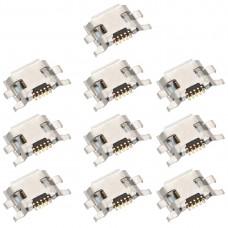 10 PCS Charging Port Connector for Motorola Moto G2 / Moto G (2nd gen) XT1063 XT1064 XT1068 XT1069