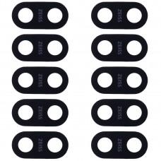 10 PCS Back Camera Lens for Nokia 7 Plus / E9 Plus