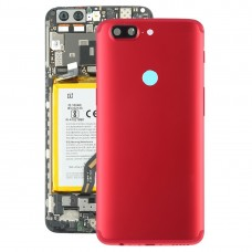 Battery Back Cover for OnePlus 5T(Red)