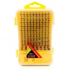 108 in 1 S2 Tool Steel Precision Screwdriver Nutdriver Bit Repair Tools Kit