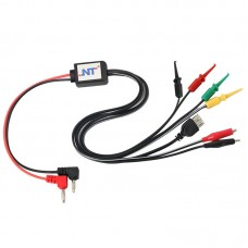 Kaisi DC Power Supply Phone Current Test Cable with USB Output