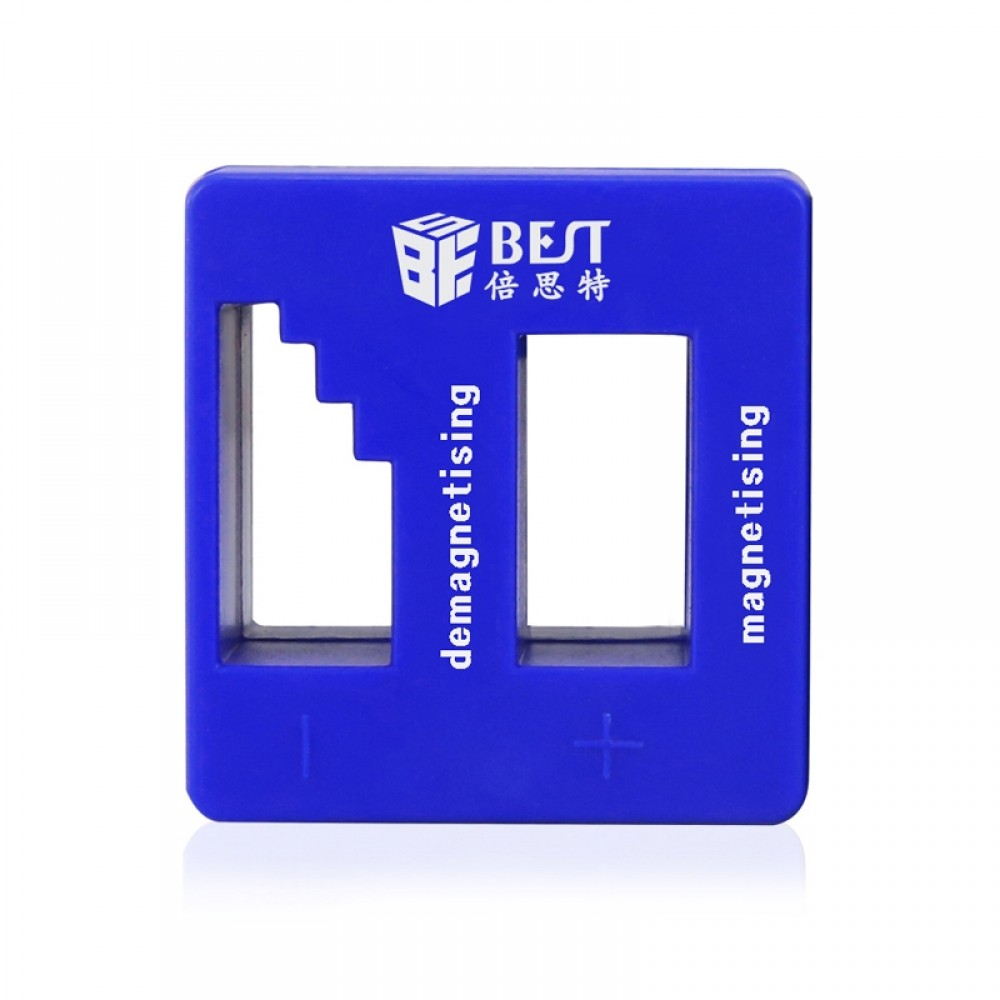 BEST-016 Magnetizer Demagnetizer Tool(Blue)