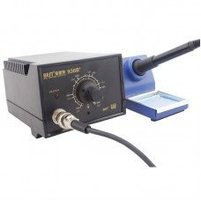 BEST BST-936B+ AC 220V Thermostatic Soldering Station Anti-static Electric Iron, EU Plug