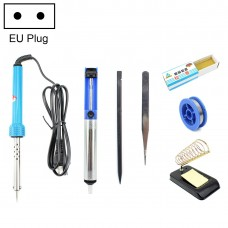 JIAFA JF-8123 8 in 1 30W Soldering Iron Tool Set, Voltage: 110V