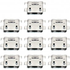 10 PCS Charging Port Connector for Sony Xperia L C2105