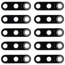 10 PCS Back Camera Lens for Xiaomi Mi 9(Black)