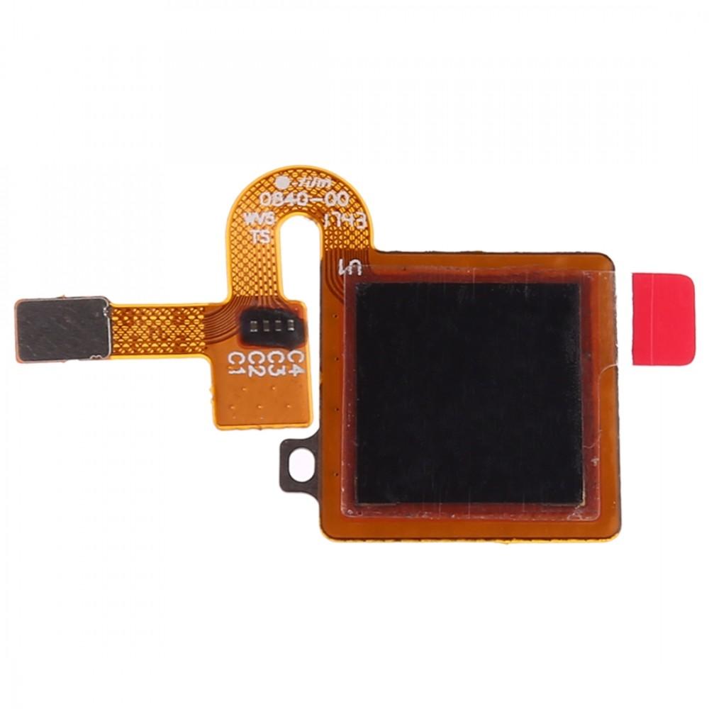 Fingerprint Sensor Flex Cable for Xiaomi Redmi 5 Plus (Black)