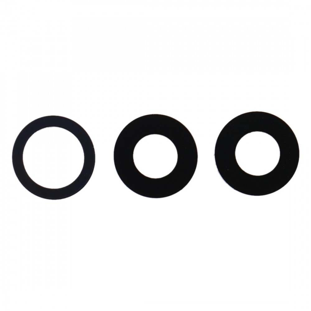 3 PCS / Set Back Camera Lens for iPhone 11 Pro Max