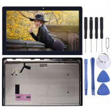LCD Screen and Digitizer Full Assembly for Apple iMac 27 inch A1419 2K LM270WQ1(SD)(F1)(SD)(F2) 661-7169 (2012-2013)(Black)