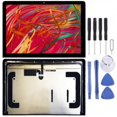 LCD Screen and Digitizer Full Assembly for Apple iMac 21.5 inch A1418 4K LM215UH1 (SD) (B1) EMC3069 MNDY2 (2017) (Black)