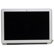 LCD Screen Display Assembly for MacBook Air 13 inch A1466 Late 2013-2015, 2017 (Silver)