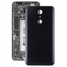 Battery Back Cover with Side Skys for Wiko Upulse(Black)