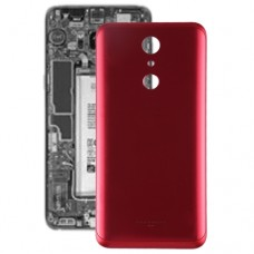 Battery Back Cover with Side Skys for Wiko Upulse(Red)