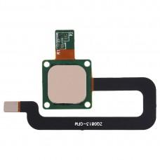 Fingerprint Sensor Flex Cable for Asus Zenfone 3 Max ZC520TL X008D(Gold)