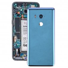 Battery Back Cover with Camera Lens for HTC U11 Eyes(Blue)