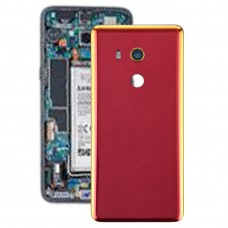 Battery Back Cover with Camera Lens for HTC U11 Eyes(Red)
