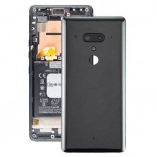 Battery Back Cover with Camera Lens for HTC U12+(Black)