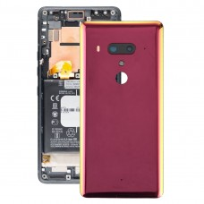 Battery Back Cover with Camera Lens for HTC U12+(Red)
