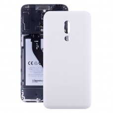 Battery Back Cover for Meizu 16th M822Q M822H(White)