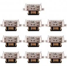 10 PCS Charging Port Connector for Meizu 16T