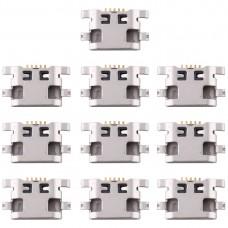 10 PCS Charging Port Connector for Meizu V8
