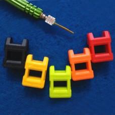 4 PCS Screwdriver Plus Magnetizer Demagnetizer Degaussing Punch Random Color Delivery
