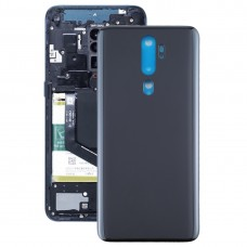 Back Cover for OPPO A11(Black)